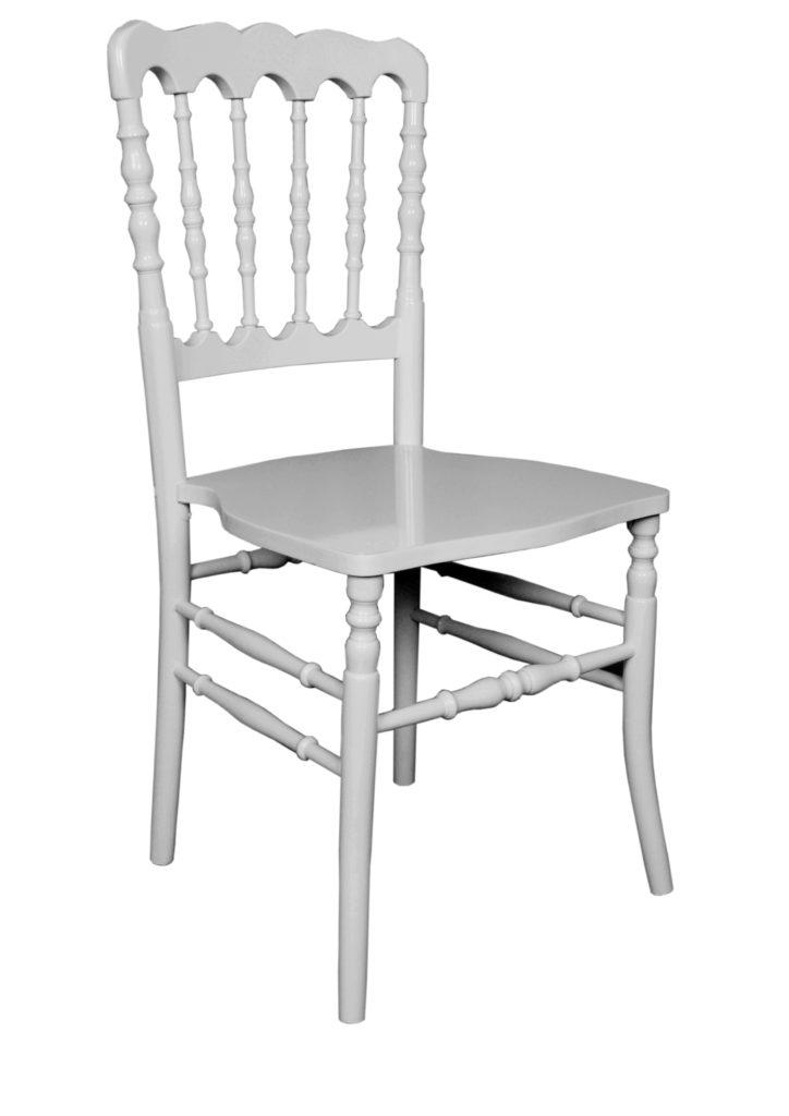 Beyaz Napolyon Sandalye